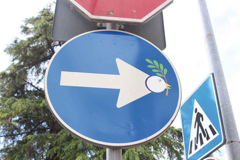 2015-Clet-Pistoia-Agliana-StreetArt